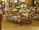 Tobago Rattan Coffee Table