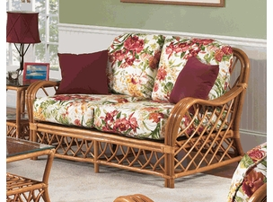 Traditional Loveseat Cushions