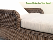 Using Wicker in Your Home