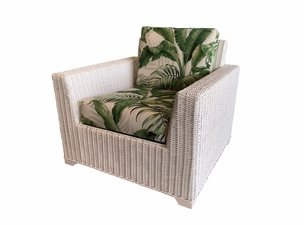Verona Natural Wicker Chair