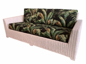 Verona Natural Wicker Sofa