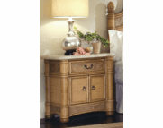 West Palm Rattan 1 Draw Nightstand