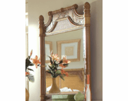 West Palm Rattan Mirror