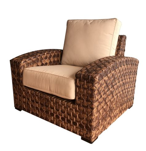 Westbury Outdoor Wicker Chair