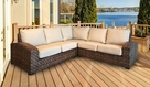 Westbury Outdoor Wicker Sectional