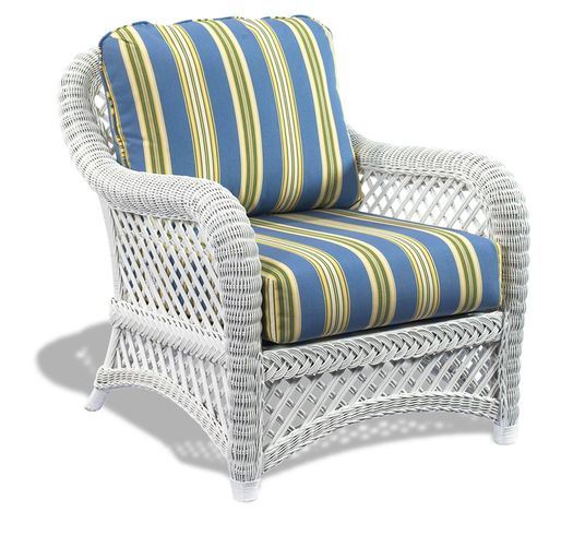 Wicker Chair - Lanai Wicker Furniture