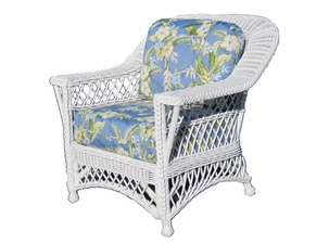 Wicker Chair -Vineyard