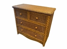 Wicker Chest 4 Drawer Kona sold out