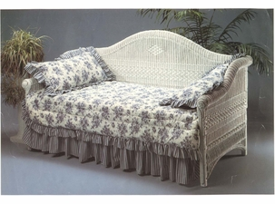 Wicker Daybeds