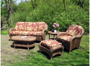 Wicker Outdoor Furniture - Tampa Bay