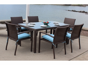 Wicker Patio - Sonoma - Large Dining-sold