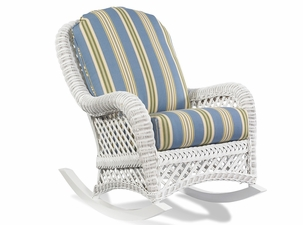Wicker Furniture Lloyd Flanders Replacement Cushions For Sale