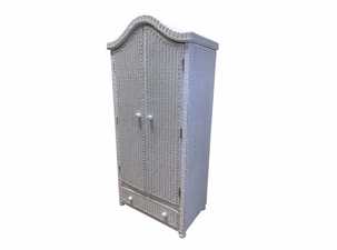 Wicker Wardrobe