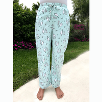Ladies Cotton Flannel Sleep Pant