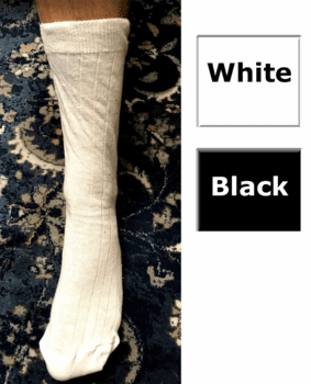 Cotton Light Diabetic Care Socks in 100% Cotton