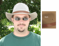Mens Outback Cotton Hat