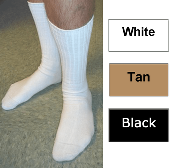 Multipurpose Mens Cotton Crew Socks