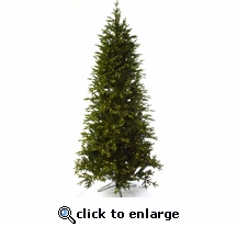 7.5' Chugach Instant Connect Tree 1200 clear micro lights