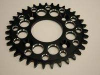 Billetware Aluminum Rear Sprocket Honda CRF50