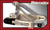 Honda CRF50 Extended Swingarm by Billetware