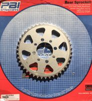"Kawasaki KLX110 Rear Sprocket 42 Tooth By PBI Sprockets - Fits ""L"" Models"