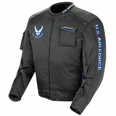 JOE ROCKET ALPHA U.S. AIR FORCE JACKET  -FREE GLOVES-$49-value �  Lowest Price Guaranteed! FREE SHIPPING !