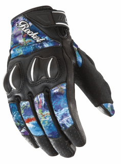 Joe-Rocket - Ladies Gear - Ladies Cyntek Glove in Amethyst