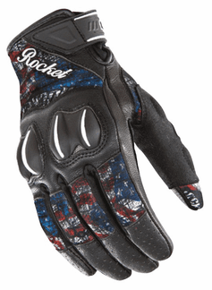 Joe-Rocket - Ladies Gear - Ladies Cyntek Glove in Empire
