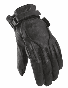 Joe-Rocket - Ladies Gear - Ladies Jet Black Glove in Black