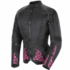 Joe Rocket Ladies Heartbreaker 3.0 Textile Jacket