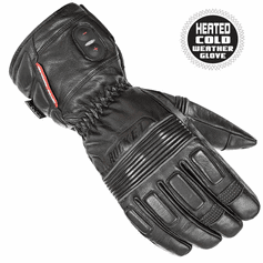 Joe Rocket Leather Burner Heated gloves