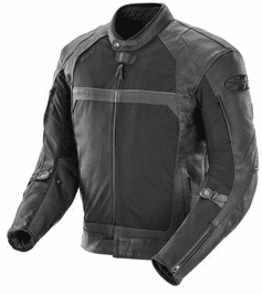 Joe Rocket - Leather Jackets - Men's Hybrid Syndicate Jackets - SALE