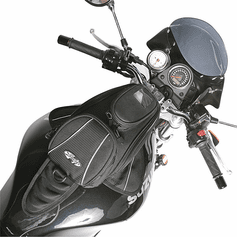 Joe Rocket Manta Magnetic Tank Bag