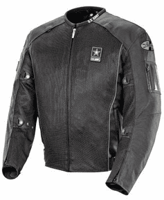 Joe Rocket - Men's U.S. Army Recon Mesh Military Spec Jacket
