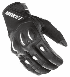 Joe Rocket - Mens Gear - Cyntek Glove in Matte Black