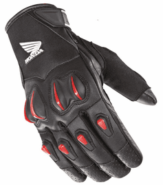 Joe Rocket - Mens Gear - Cyntek Honda Glove in Black / Red