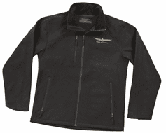 Joe-Rocket - Mens Gear - Goldwing Soft Shell in Black