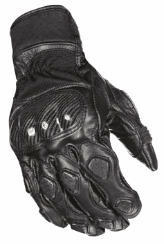 Joe Rocket - Mens Gear - Grand National in Black / Black