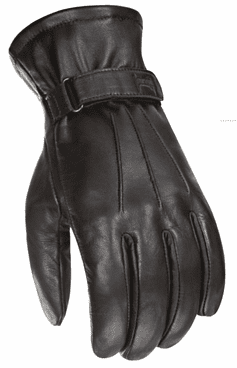 Joe Rocket - Mens Gear - Jet Black Lined in Black