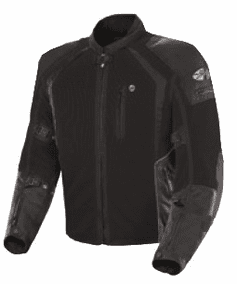 Joe Rocket - Mens Gear - Phoenix Ion Jacket in Black - Tall Sizes