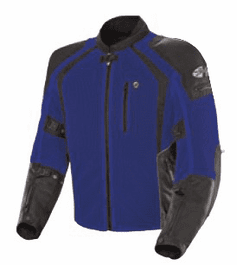 Joe Rocket - Mens Gear - Phoenix Ion Jacket in Blue