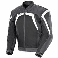 Joe Rocket Meta-X Leather Jacket - Free Shipping