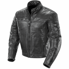 Joe Rocket Powershift Leather Jacket -NEW