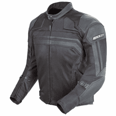 Joe Rocket - Reactor 3.0 Hybrid Mesh Leather Jacket