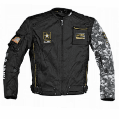 Joe Rocket - U.S. Army Alpha Military Spec Textile Jacket