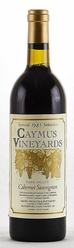 1981 Caymus Special Selection