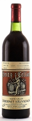 1981 Heitz Cabernet Bella Oaks Vineyard