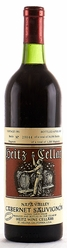1981 Heitz Cabernet Martha's Vineyard