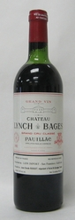1982 Lynch Bages