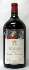 1985 Mouton Rothschild [Double Magnum]